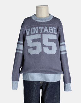 More information or Buy online BOY - VINTAGE 55 - KNITWEAR - LONG SLEEVE JUMPERS - AT YOOX