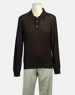 More information or Buy online MAN - YSL  RIVE GAUCHE - KNITWEAR - POLO-NECKS - AT YOOX