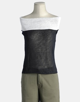 More information or Buy online WOMAN - GENTRYPORTOFINO - KNITWEAR - SLEEVELESS JUMPERS - AT YOOX