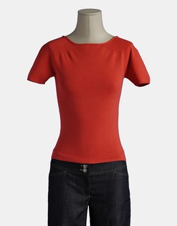 More information or Buy online WOMAN - ROSSOPURO - KNITWEAR - SHORT SLEEVE JUMPERS - AT YOOX