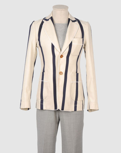 VIVIENNE WESTWOOD MAN Men - Coats & jackets - Blazer VIVIENNE WESTWOOD MAN on YOOX :  shopping men brand top label