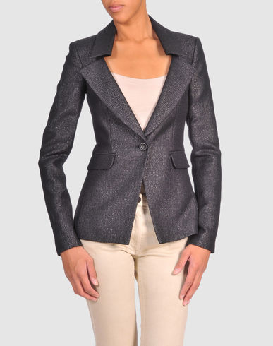 ROCK & REPUBLIC Women - Coats & jackets - Blazer ROCK & REPUBLIC on YOOX United States :  coats jackets gabbana clothing women