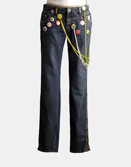More information or Buy online WOMAN - D&amp;G - DENIM - JEANS - AT YOOX