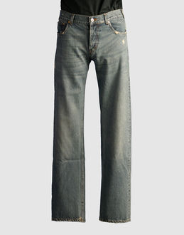 More information or Buy online MAN - MASTER COAT - DENIM - JEANS - AT YOOX