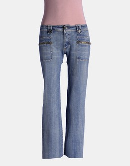More information or Buy online WOMAN - BRUBA - DENIM - JEANS - AT YOOX