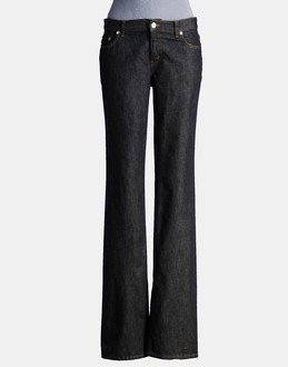 More information or Buy online WOMAN - R.E.D. VALENTINO - DENIM - JEANS - AT YOOX