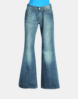 More information or Buy online WOMAN - PAUSE LEFT POCKET - DENIM - JEANS - AT YOOX