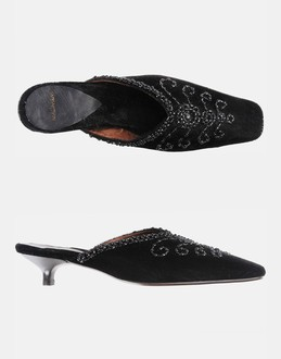 More information or Buy online WOMAN - MALI' PARMI - FOOTWEAR - MULES - AT YOOX