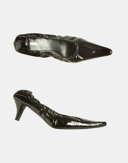 More information or Buy online WOMAN - EVA TURNER - FOOTWEAR - CLOSED-TOE SLIP-ONS  - AT YOOX