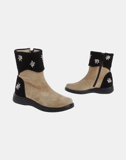 More information or Buy online GIRL - I PINCO PALLINO I&S CAVALIERI - FOOTWEAR - ANKLE BOOTS - AT YOOX