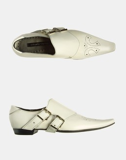 More information or Buy online WOMAN - ELISANERO - FOOTWEAR - SHOES - AT YOOX
