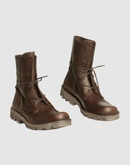 More information or Buy online MAN - MOMA - FOOTWEAR - COMBAT BOOTS - AT YOOX