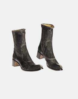 More information or Buy online WOMAN - GIANNI BARBATO - FOOTWEAR - ANKLE BOOTS - AT YOOX