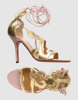 More information or Buy online WOMAN - EMANUEL UNGARO - FOOTWEAR - SANDALS - AT YOOX
