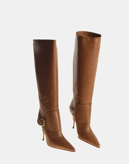 More information or Buy online WOMAN - EMANUEL UNGARO - FOOTWEAR - BOOTS - AT YOOX