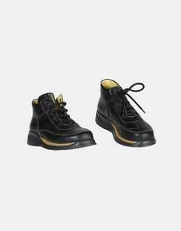 More information or Buy online GIRL - AMERICAN'S CUP - FOOTWEAR - SHOES - AT YOOX