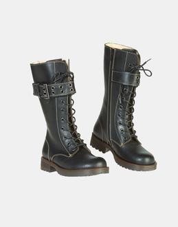 More information or Buy online GIRL - AMERICAN'S CUP - FOOTWEAR - COMBAT BOOTS - AT YOOX