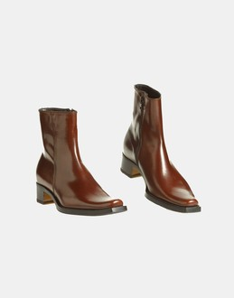 More information or Buy online WOMAN - ROCCO P. - FOOTWEAR - ANKLE BOOTS - AT YOOX