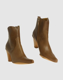 More information or Buy online WOMAN - SARTORE - FOOTWEAR - ANKLE BOOTS - AT YOOX