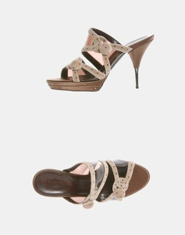 More information or Buy online WOMAN - STELLA McCARTNEY - FOOTWEAR - HIGH-HEELED SANDALS - AT YOOX