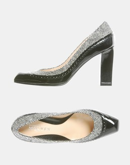 More information or Buy online WOMAN - ALEXANDER MCQUEEN - FOOTWEAR - CLOSED-TOE SLIP-ONS  - AT YOOX
