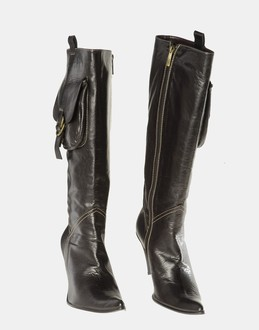 More information or Buy online WOMAN - COCCINELLE - FOOTWEAR - BOOTS - AT YOOX