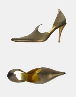 More information or Buy online WOMAN - ALISIA - FOOTWEAR - CLOSED-TOE SLIP-ONS  - AT YOOX