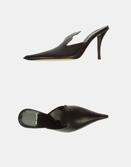 More information or Buy online WOMAN - ALISIA - FOOTWEAR - MULES - AT YOOX