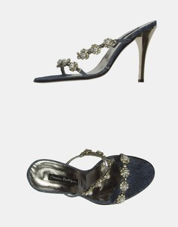 More information or Buy online WOMAN - MARIO BOLOGNA - FOOTWEAR - HIGH-HEELED SANDALS - AT YOOX