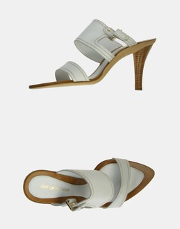 More information or Buy online WOMAN - SERGIO ROSSI - FOOTWEAR - HIGH-HEELED SANDALS - AT YOOX