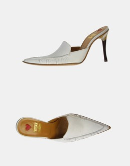 More information or Buy online WOMAN - WORK IN PROGRESS - FOOTWEAR - MULES - AT YOOX
