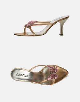 More information or Buy online WOMAN - RODO - FOOTWEAR - HIGH-HEELED SANDALS - AT YOOX