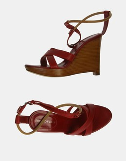 SERGIO ROSSI WEDGE-HEELED SANDALS   Manolo Likes!