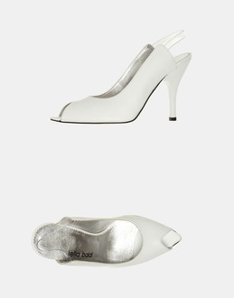 More information or Buy online WOMAN - LELLA BALDI - FOOTWEAR - HIGH-HEELED SANDALS - AT YOOX