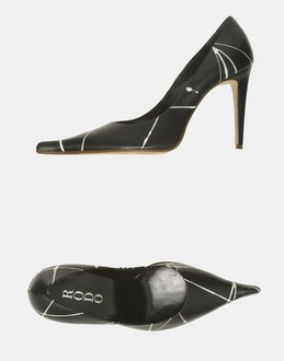 More information or Buy online WOMAN - RODO - FOOTWEAR - CLOSED-TOE SLIP-ONS  - AT YOOX