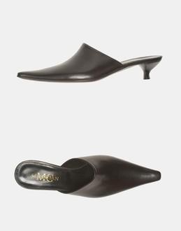 More information or Buy online WOMAN - SEBASTIAN MG - FOOTWEAR - MULES - AT YOOX
