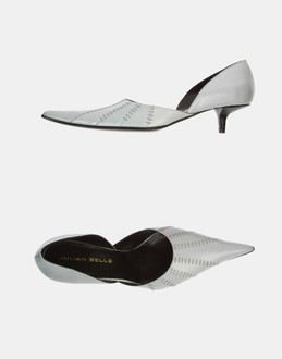 More information or Buy online WOMAN - JULIAN BELLS - FOOTWEAR - CLOSED-TOE SLIP-ONS  - AT YOOX