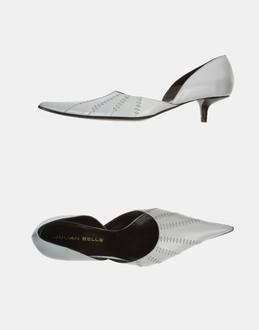 More information or Buy online WOMAN - JULIAN BELLS - FOOTWEAR - CLOSED-TOE SLIP-ONS  - AT YOOX