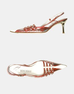 WOMAN - LUCIANO PADOVAN - FOOTWEAR - SLINGBACKS - AT YOOX
