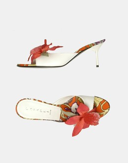 More information or Buy online WOMAN - LUCIANO PADOVAN - FOOTWEAR - HIGH-HEELED SANDALS - AT YOOX
