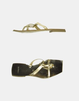 More information or Buy online WOMAN - VIC MATIE' - FOOTWEAR - FLIP FLOPS - AT YOOX