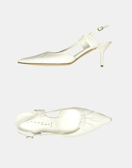More information or Buy online WOMAN - CASADEI - FOOTWEAR - SLINGBACKS - AT YOOX