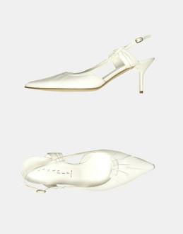 More information or Buy online WOMAN - CASADEI - FOOTWEAR - SLINGBACKS - AT YOOX