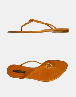 More information or Buy online WOMAN - SERGIO ROSSI - FOOTWEAR - FLIP FLOPS - AT YOOX