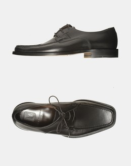 More information or Buy online MAN - MORESCHI - FOOTWEAR - LACED SHOES - AT YOOX