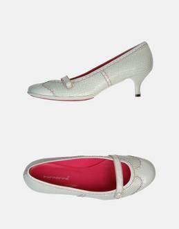 More information or Buy online WOMAN - FORNARINA - FOOTWEAR - CLOSED-TOE SLIP-ONS  - AT YOOX