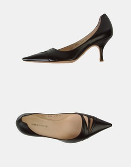 More information or Buy online WOMAN - GIORGIO ARMANI - FOOTWEAR - CLOSED-TOE SLIP-ONS  - AT YOOX
