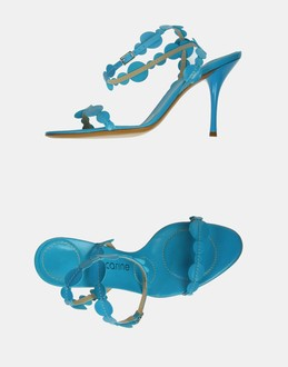 More information or Buy online WOMAN - LIZ CARINE - FOOTWEAR - HIGH-HEELED SANDALS - AT YOOX