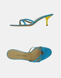 More information or Buy online WOMAN - LIZ CARINE - FOOTWEAR - HIGH-HEELED SANDALS - AT YOOX