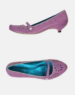 More information or Buy online WOMAN - IRREGULAR CHOICE - FOOTWEAR - CLOSED-TOE SLIP-ONS  - AT YOOX